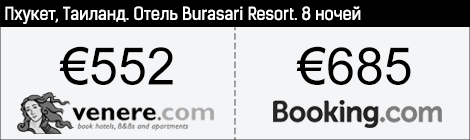 "Отель ""Burasari Resort"", Пхукет"