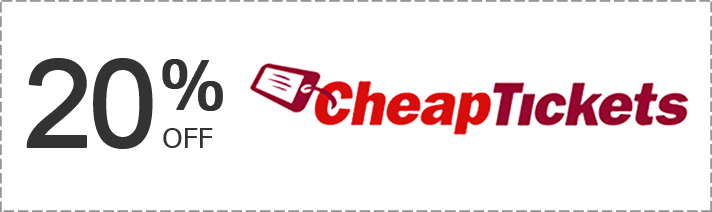 Промокоды CheapTickets.com