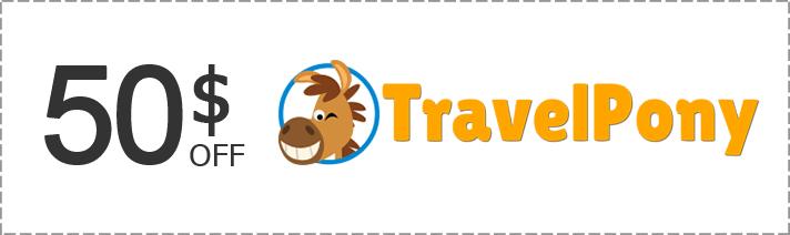 Промокоды TravelPony