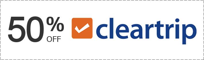 Промокоды Cleartrip