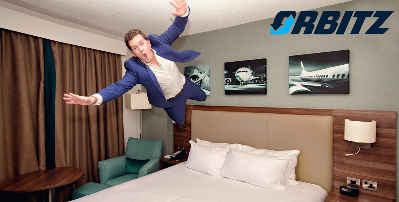 Orbitz: Скидка при покупке перелета и отеля